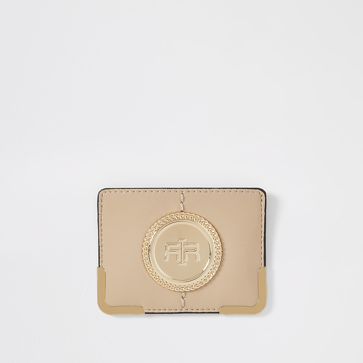 Beige RI card holder