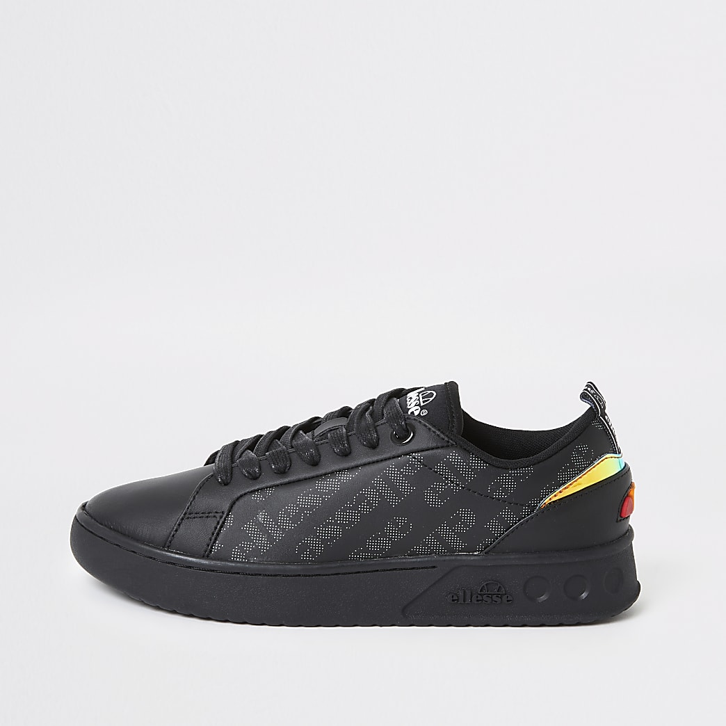 Ellesse Mezzalune - Zwarte sneakers
