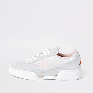 Ellesse Piacentino - Lichtgrijze sneakers