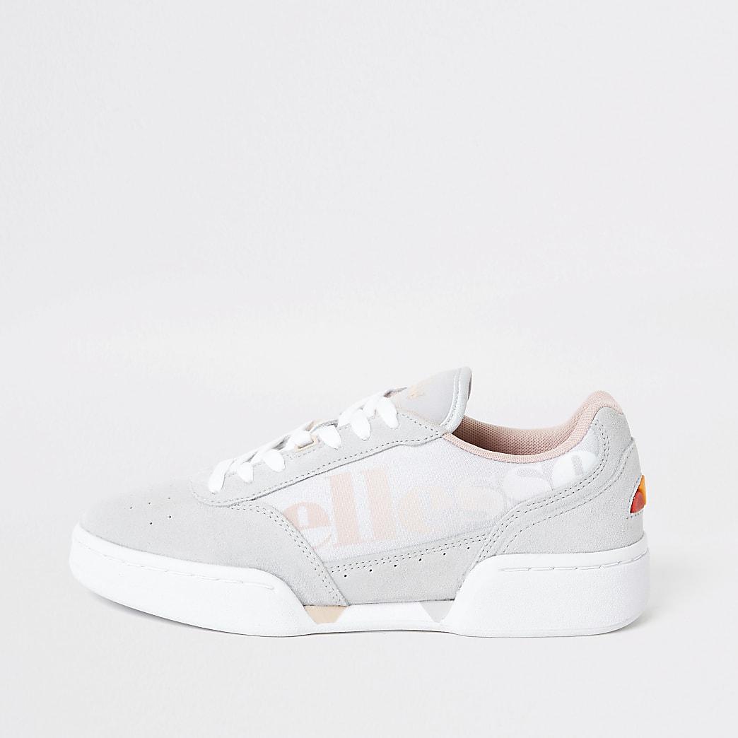 Ellesse Piacentino hellgraue Sneaker