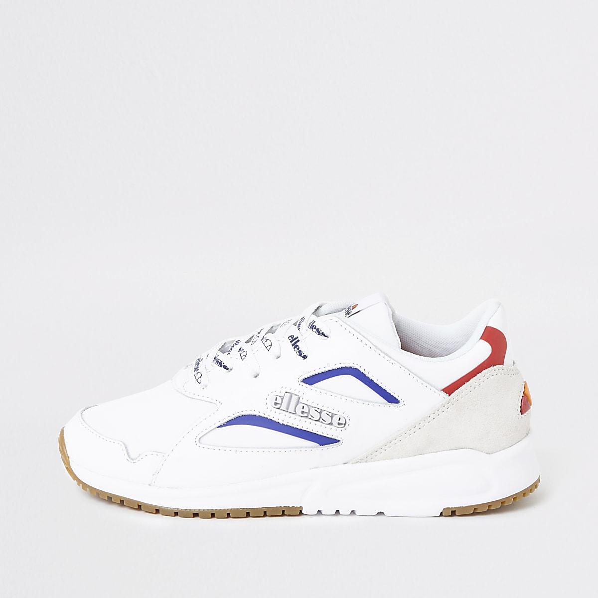 Ellesse white Contest sneakers