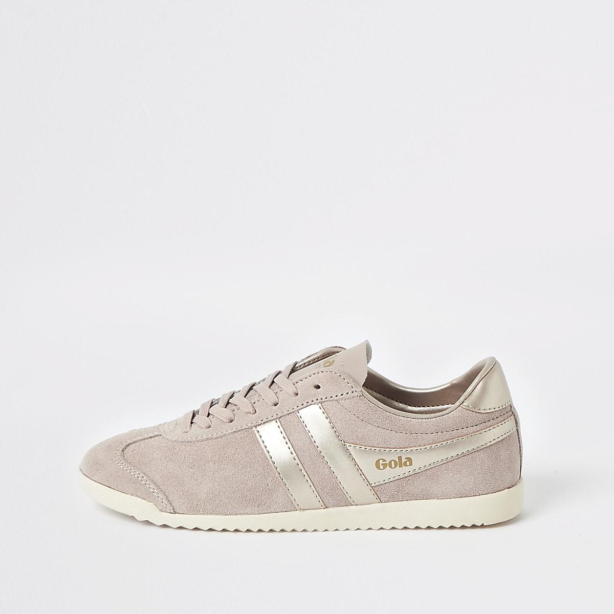 Gola Classics pink Bullet Pearl sneakers