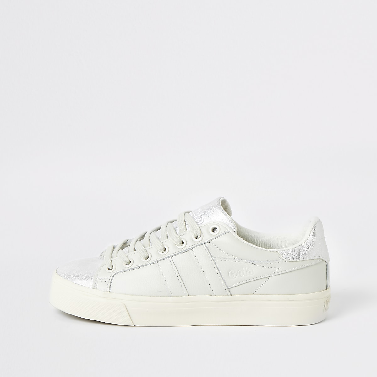 Gola Classics grey Orchid Shimmer trainers
