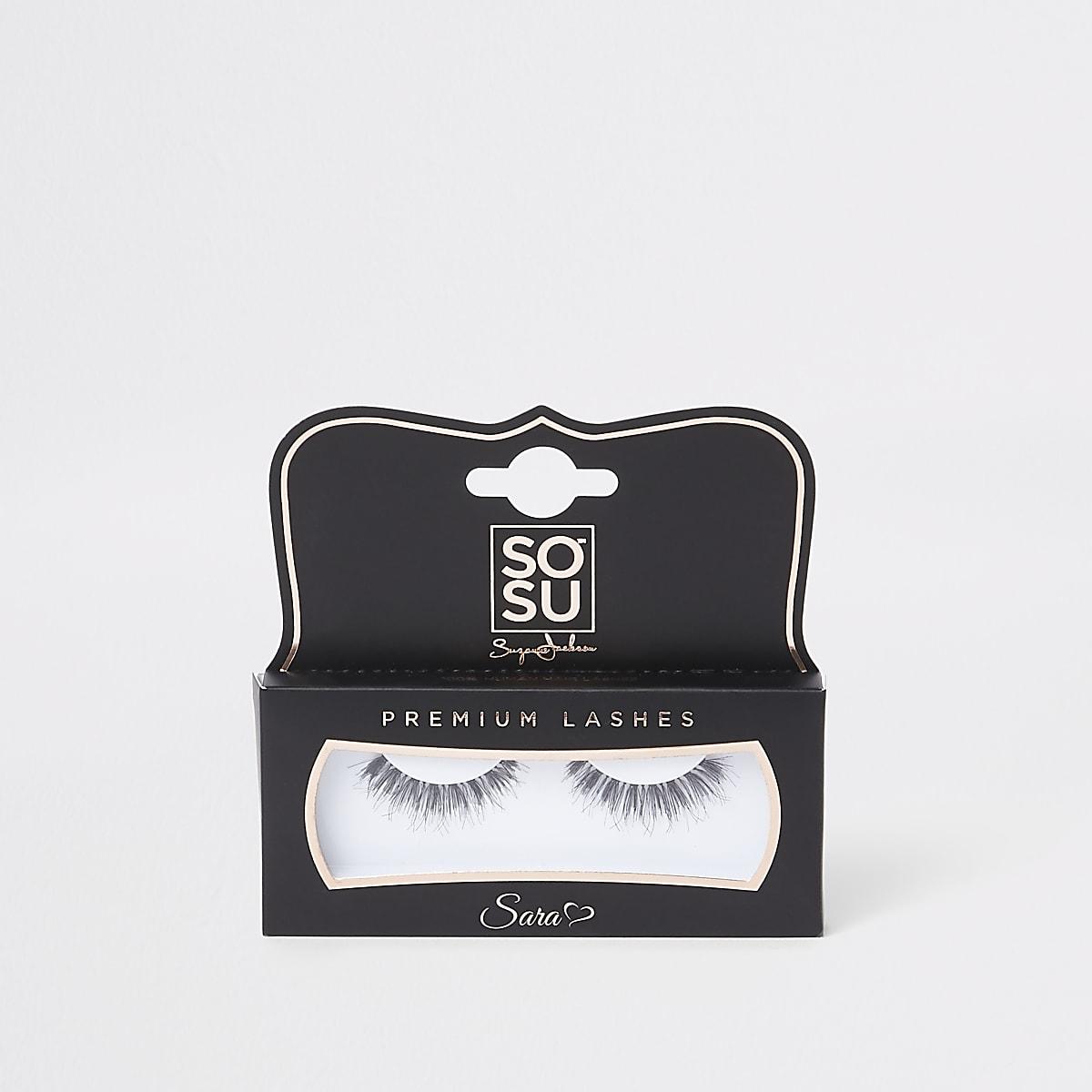 SOSUbySJ Premium Sara false eyelashes