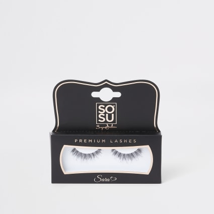 SOSUbySJ Premium Sara false eyelashes