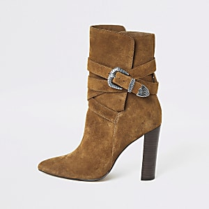 Island Heel BootsWomen High River Shoesamp; ikOTPZXu