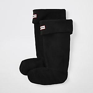Chaussettes hautes noires Hunter Original