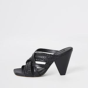 95e8ddfde Mules Shoes | Black Mules | Womens Mules | River Island