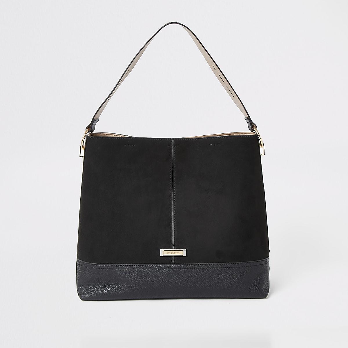Zwarte ruime tas