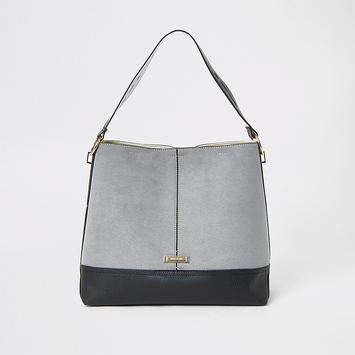 50% price new specials recognized brands Grey slouch bag