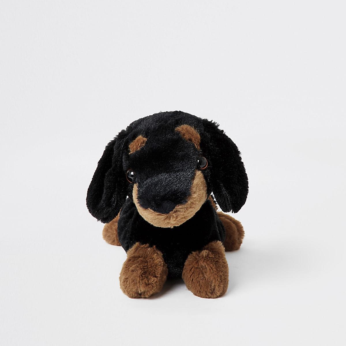 Dudley de teckel knuffel