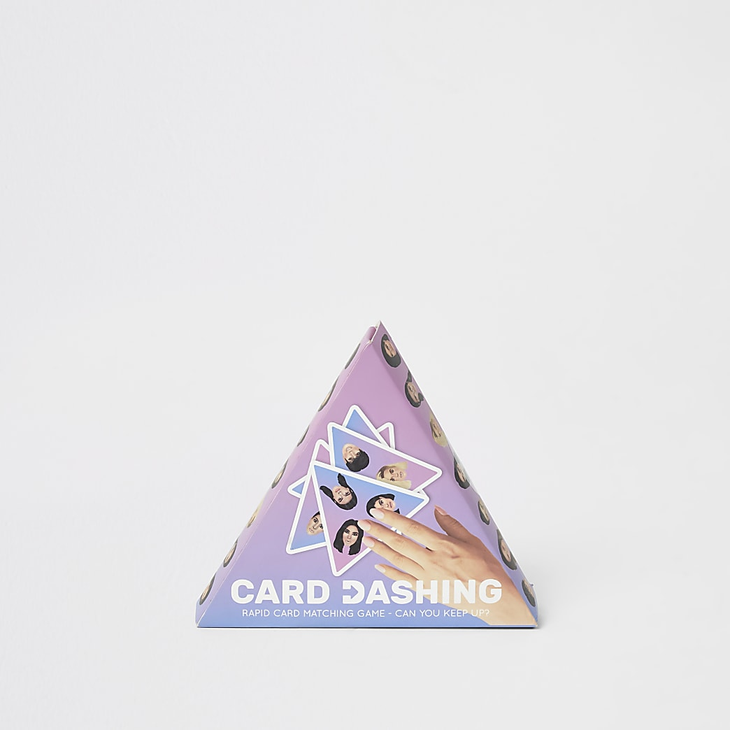 Jeu d'association Card dashing