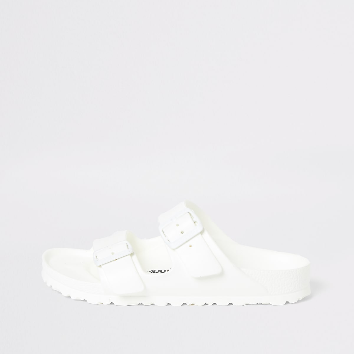 Birkenstock - Witte Arizona Eva sandalen