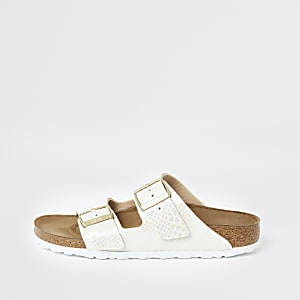 Birkenstock Arizona Iri embossed sandals