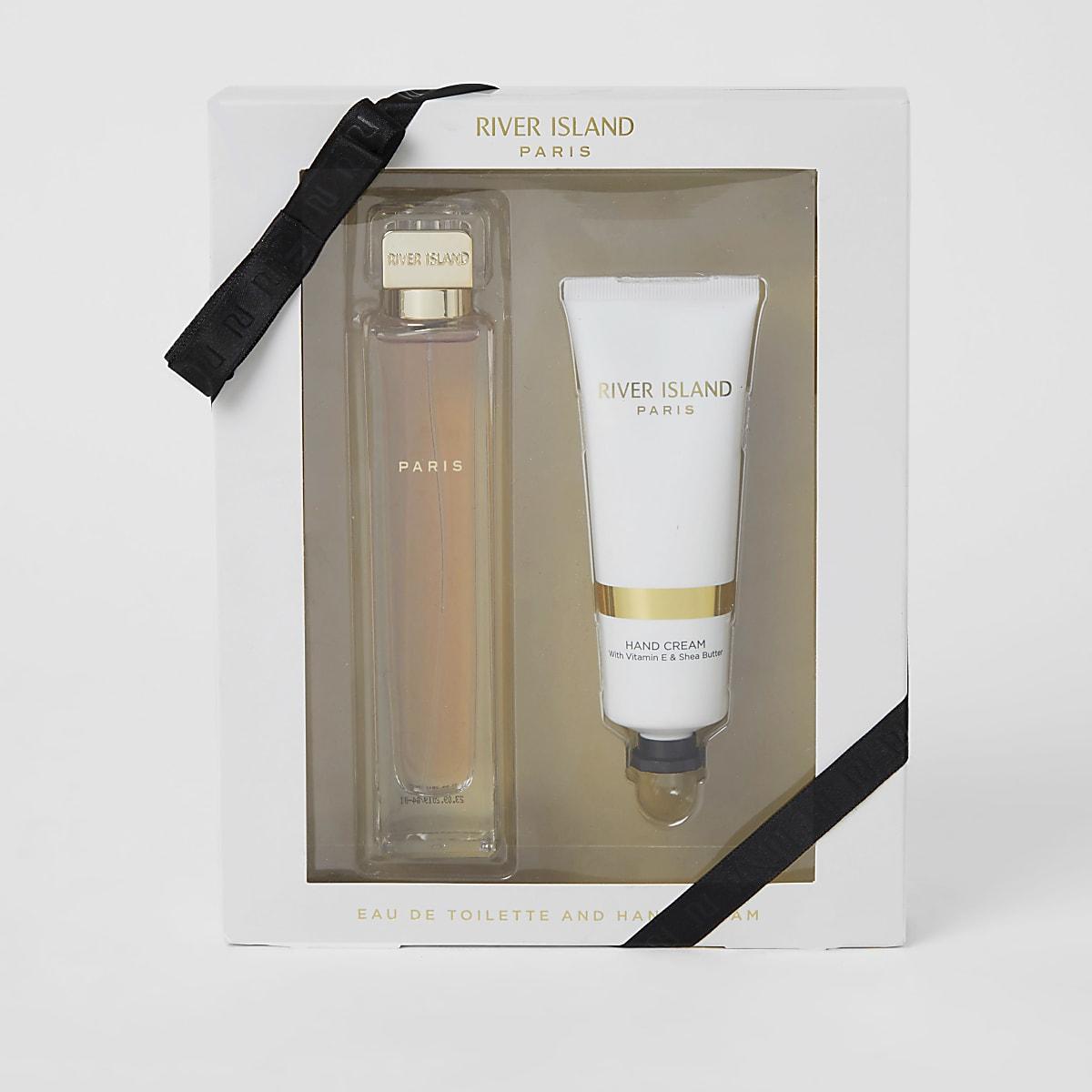RI Paris scented eau de toilette gift set