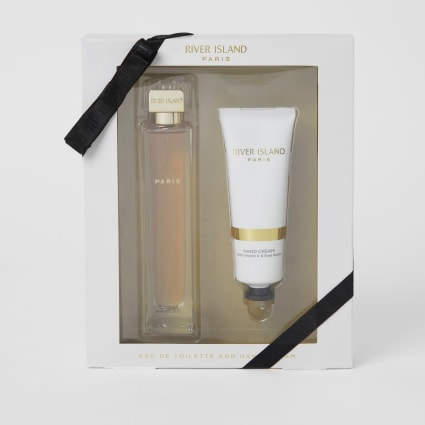 RI Paris scented eau de toilette gift set
