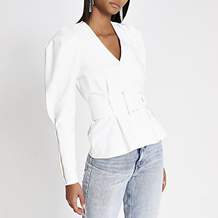 The white Christie top