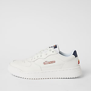 Ellesse  – Baskets varesse blanches