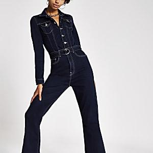 Dua Lipa x Pepe Jeans - Jeans-Jumpsuit