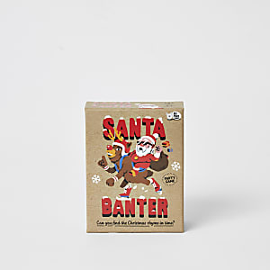 """Santa banter"" Spiel"