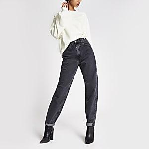 Dua Lipa x Pepe Jeans - Wit Lidia sweatshirt
