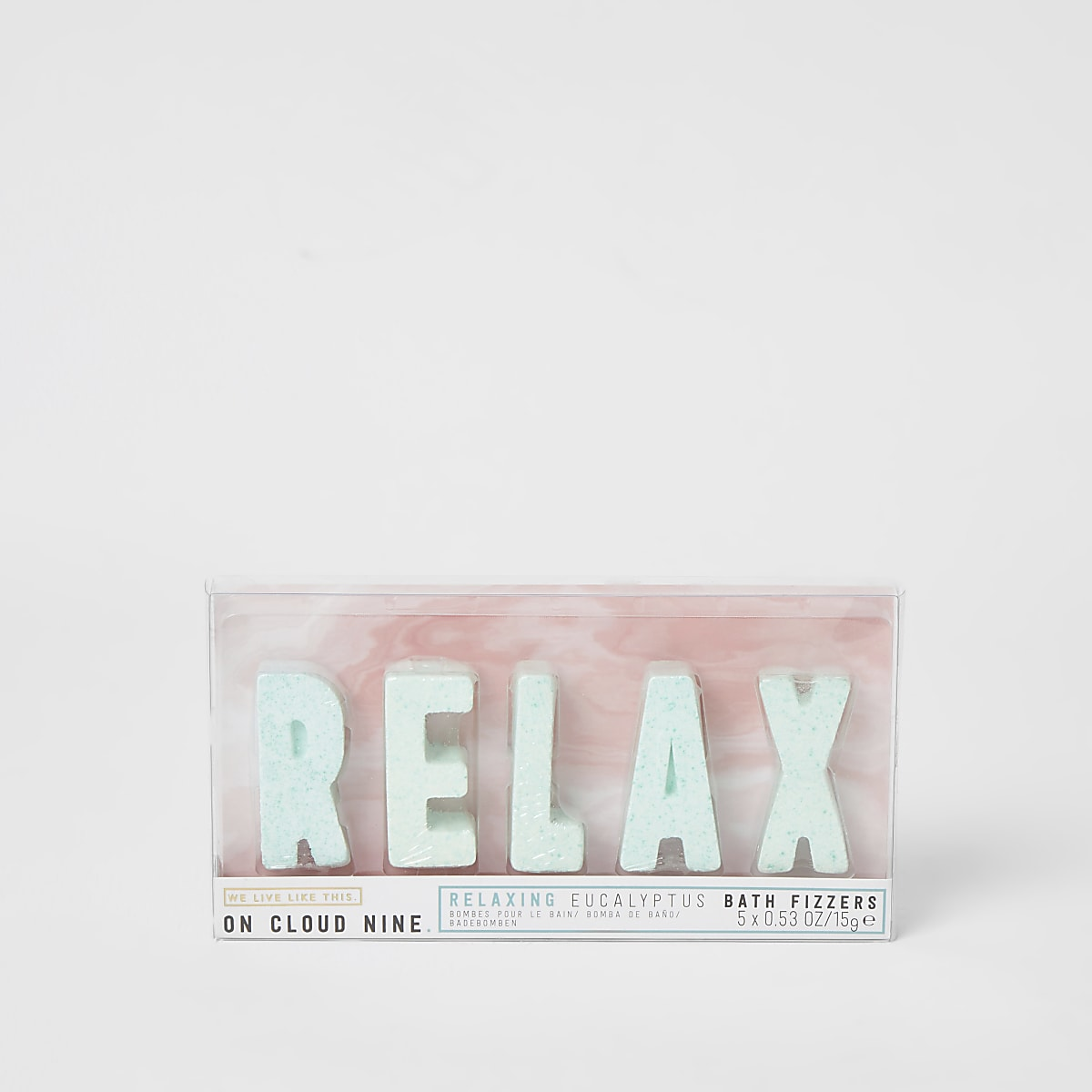 On cloud nine eucalyptus 'Relax'-bruisletters