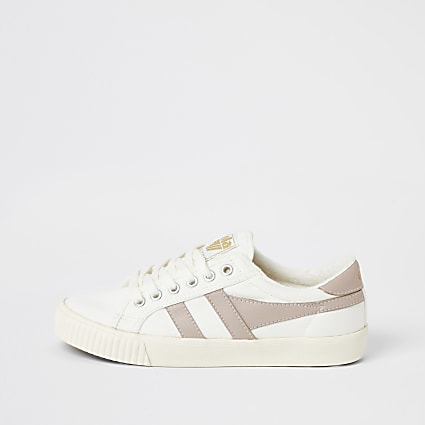 Gola cream vegan Tennis Mark Cox trainers