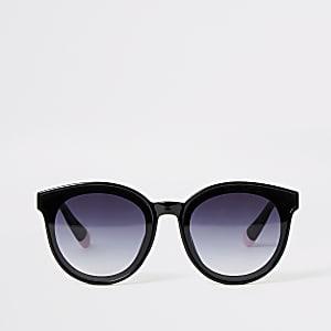 Glamour-Sonnenbrillen in Schwarz