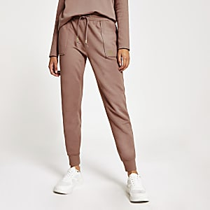 Pantalon de jogging RI fonctionnel rose