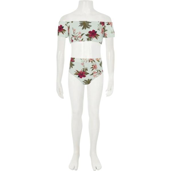 River Island - bikini bardot à fleurs  pour - 2