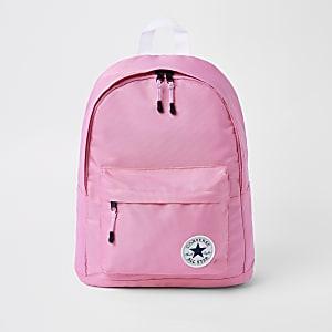 Converse – Sac à dos rose pour fille