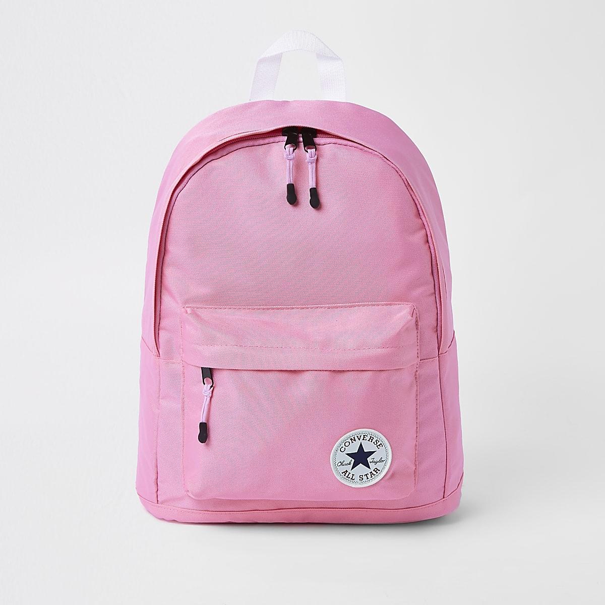69be7e24acf621 Girls pink Converse backpack - Backpacks - Bags   Purses - girls