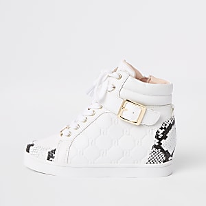 9c7e687eae Girls Trainers | Shoes For Girls | River Island