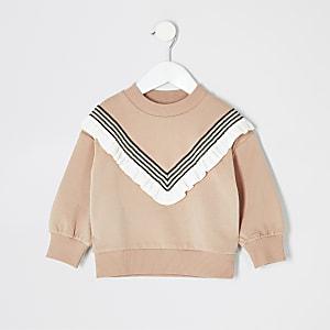 Beiges Sweatshirt