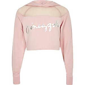 74c70fe98f5 Hoodies For Girls | Sweatshirts For Girls | River Island