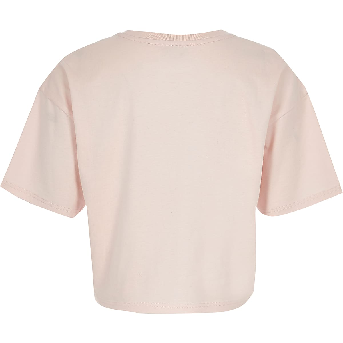 e4f74e8ae380e Ditch the Label – T-shirt court rose pour enfant - Crop tops - Tops ...