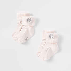 Pinke Socken, Set