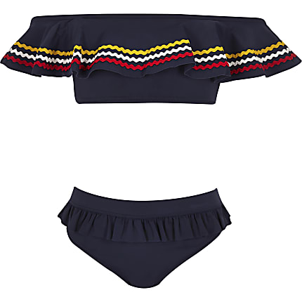 61993ecfdf2cb Girls Swimsuits 2019 | Girls Swimming Costume | River Island