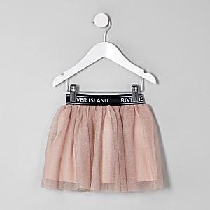 RI Active – Jupe rose à paillettes façon tutu pour mini fille