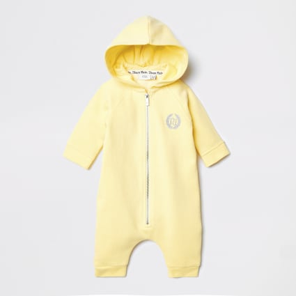 Baby yellow bee wings all in one