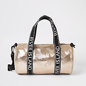 Reisetasche mit Camouflage-Muster