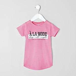 Chemise de nuit «A la mode» mini fille