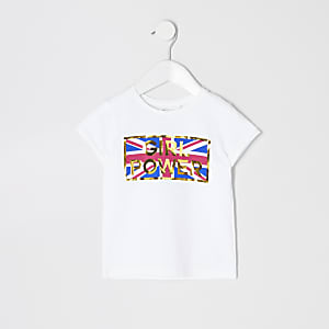 "T-Shirt ""Girl power"""