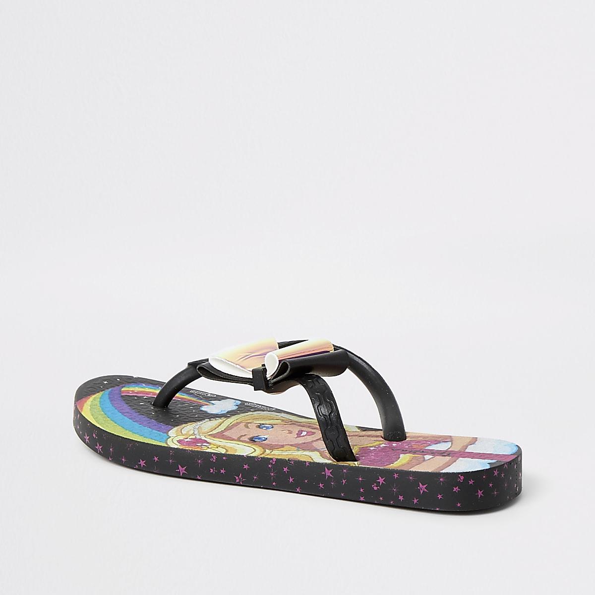 4318fdd62 Girls Ipanema Barbie Fantasia flip flops - Sandals - Footwear - girls