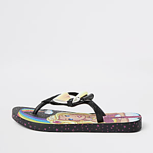 Ipanema - Roze Barbie Fantasia-slippers voor meisjes