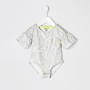 RI Active – Body motif serpent beige mini fille
