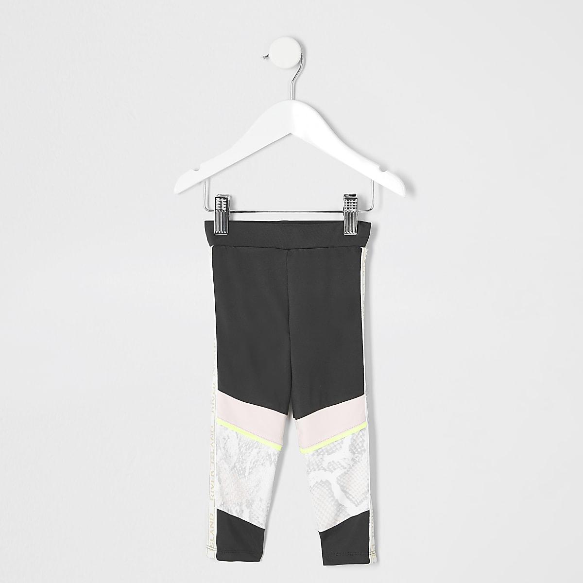 RI Active - Mini - Grijze legging voor meisjes