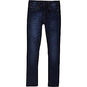 G-Star Raw – Blaue 3301 Jeans für Mädchen