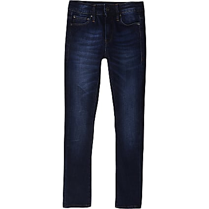 Girls G-Star Raw blue 3301 denim jeans
