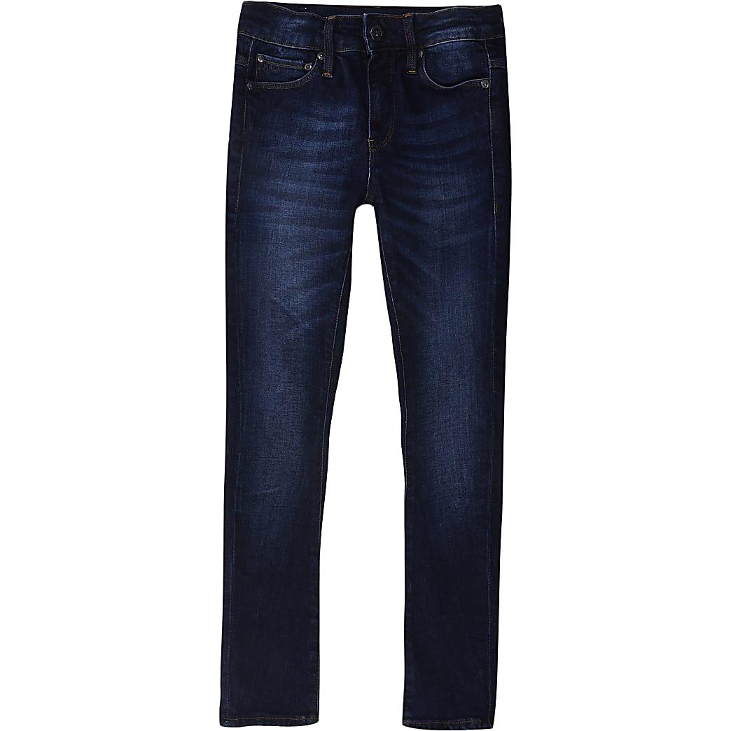 G-Star Raw - Blauwe 3301 denim jeans voor meisjes